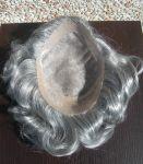1 parrucchino capelli sintetici
