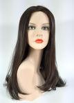 002 PARRUCCA CAPELLI NATURALI RITA - Parrucca con capelli naturali
