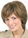 004 PARRUCCA CAPELLI NATURALI BRIGITTE ECHTHAAR - Parrucca con capelli naturali