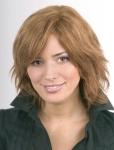 004 PARRUCCA CAPELLI NATURALI FRANCE ECHTHAAR - Parrucca con capelli naturali