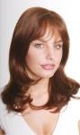 004 PARRUCCA CAPELLI NATURALI GIANNA - Parrucca con capelli naturali