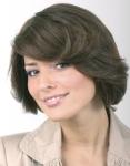 004 PARRUCCA CAPELLI NATURALI PINK ECHTHAAR - Parrucca con capelli naturali