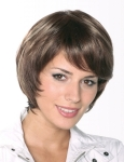 004 PARRUCCA SINTETICA BALI MONO - Parrucca con capelli sintetici