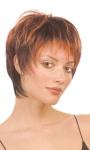 004 PARRUCCA SINTETICA CAPRI MONO - Parrucca con capelli sintetici