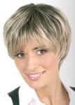 004 PARRUCCA SINTETICA CAPRI MONO LACE - Parrucca con capelli sintetici