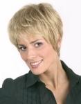004 PARRUCCA SINTETICA COOL MONO 2 - Parrucca con capelli sintetici