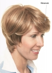 004 PARRUCCA SINTETICA COOL MONO LACE - Parrucca con capelli sintetici