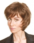 004 PARRUCCA SINTETICA DELFINE - Parrucca con capelli sintetici