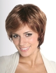 004 PARRUCCA SINTETICA DELUXE MONO - Parrucca con capelli sintetici