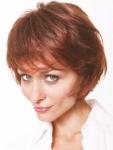 004 PARRUCCA SINTETICA FIESTA - Parrucca con capelli sintetici