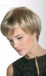 004 PARRUCCA SINTETICA GARDA MONO - Parrucca con capelli sintetici