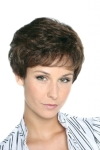 004 PARRUCCA SINTETICA GOLD MONO - Parrucca con capelli sintetici
