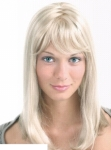 004 PARRUCCA SINTETICA JORDAN - Parrucca con capelli sintetici