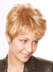 004 PARRUCCA SINTETICA LIGHT MONO - Parrucca con capelli sintetici