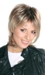 004 PARRUCCA SINTETICA MERAL MONO - Parrucca con capelli sintetici