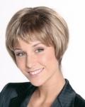 004 PARRUCCA SINTETICA NEW CAROLIN - Parrucca con capelli sintetici