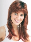 004 PARRUCCA SINTETICA POWER B MONO - Parrucca con capelli sintetici