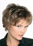 004 PARRUCCA SINTETICA RIVA MONO - Parrucca con capelli sintetici