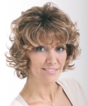 004 PARRUCCA SINTETICA ROMANZE MONO LANCE - Parrucca con capelli sintetici