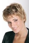 004 PARRUCCA SINTETICA SCALA MONO LACE - Parrucca con capelli sintetici