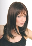 004 PARRUCCA SINTETICA SYMPATHY MONO - Parrucca con capelli sintetici