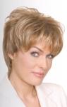 004 PARRUCCA SINTETICA TALIA MONO - Parrucca con capelli sintetici