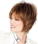 004 PARRUCCA SINTETICA TESS - Parrucca con capelli sintetici