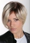 004 PARRUCCA SINTETICA VICTORIA MONO - Parrucca con capelli sintetici