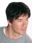 004 PARRUCCA UOMO SINTETICA RICHARD LIGHT - Parrucca per uomo con capelli sintetici