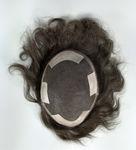 005 PARRUCCHINO UOMO SINT - Parrucchino uomo capelli sintetici kanekalon